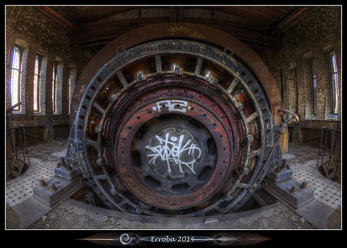The Engine :: Urbex :: Fisheye