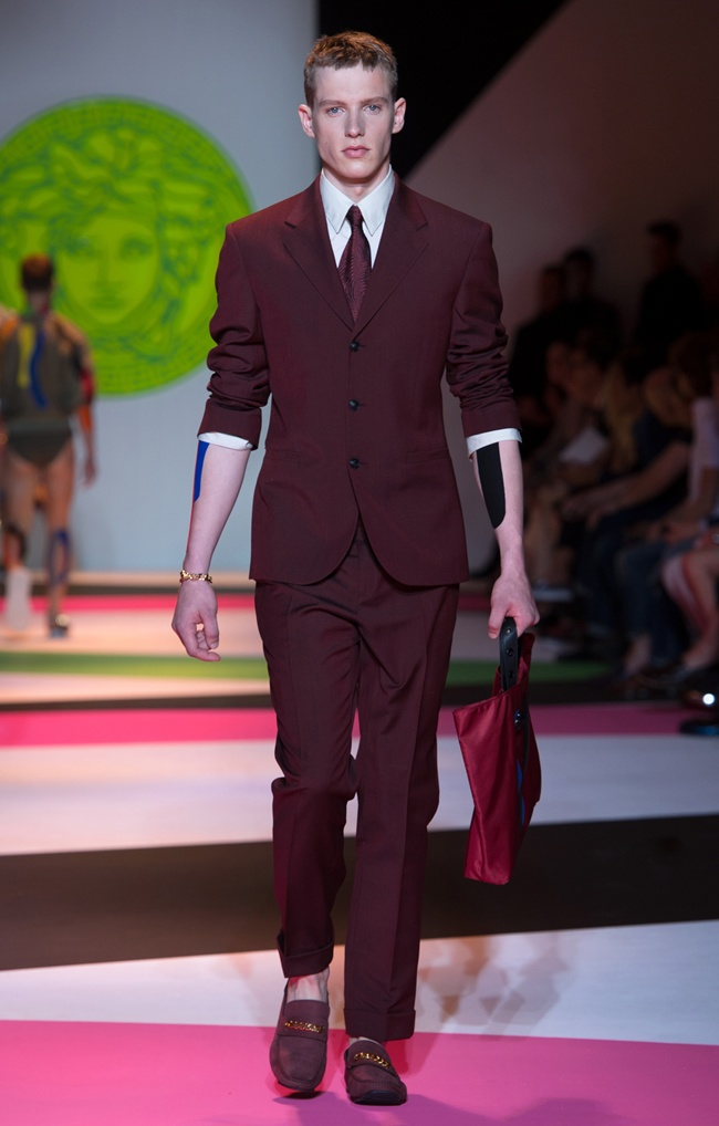 99 VERSACE Men's SS2014_Look 30
