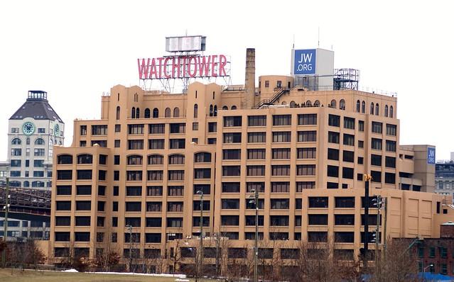 Watchtower Building