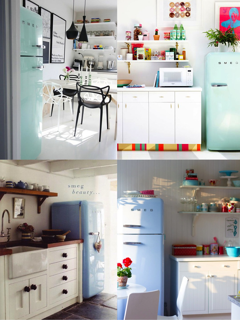 Decoración neveras SMEG