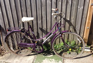 Waiting restoration Ladies Raleigh Caprice