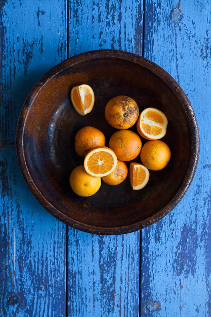 laranjas biológicas