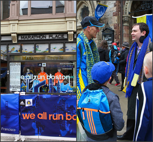 The Boston Marathon 2014: Redemption | cookincanuck.com #running #bostonmarathon