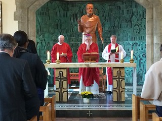 Holy Mass during which the Extraordinary Ministers of Holy Communion were commissioned (3)