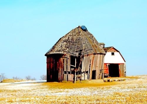Circular Barn
