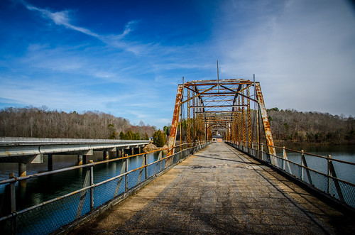 Parkers Ferry - Old 181 Bridge-002