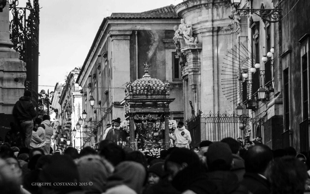 Processione barocca...