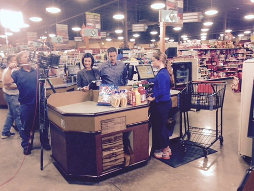 GA United Credit Grocery Scene