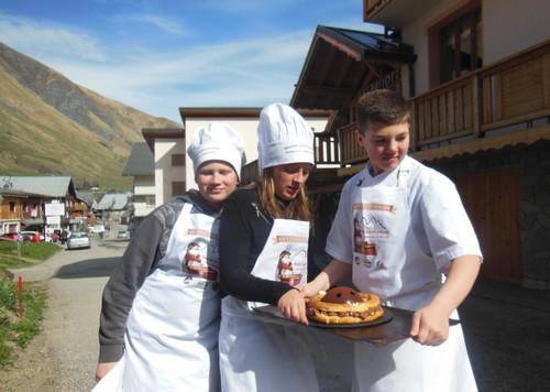 P'tits +chefs+à+la+neige