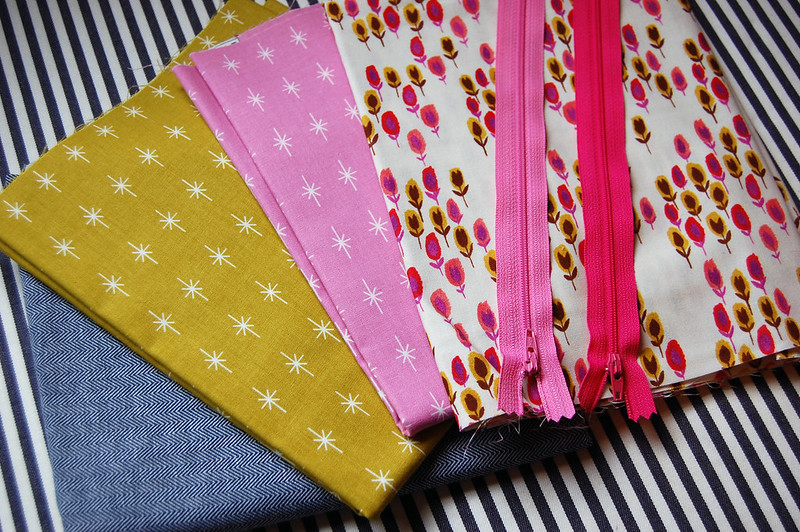 Drawstring Bag Fabric Pull #1