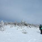 Sommet du Mont Gosford
