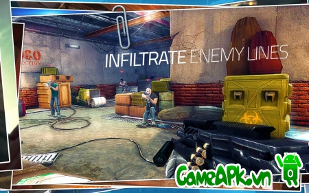 Contract Killer 3 Sniper v4.0.2 hack full cho Android