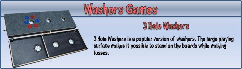 hawaiian washers set