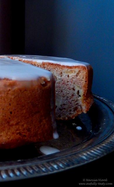 bundt cake cu mere si scortisoara