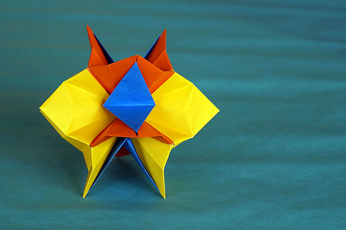 Origami Cat (Denver Lawson)