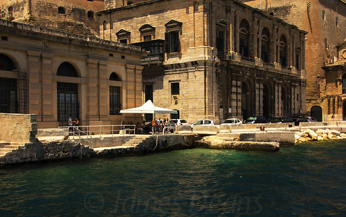 windows sea history architecture umbrella landscape europe harbour ships objects places oldbuildings malta quay elements valletta shipstrainsplanes