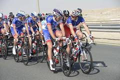 Tour du Qatar - étape 1