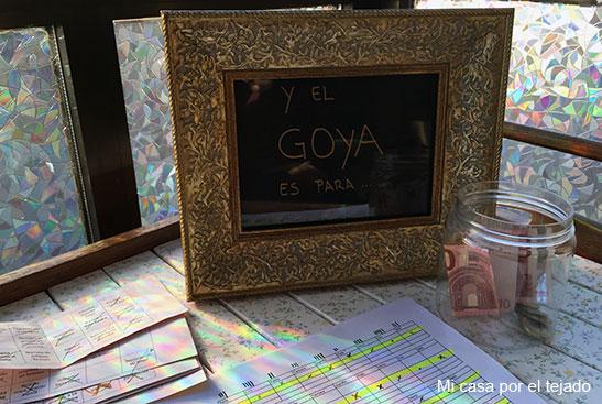 Fiesta del Cine en casa - Los Goya 2015