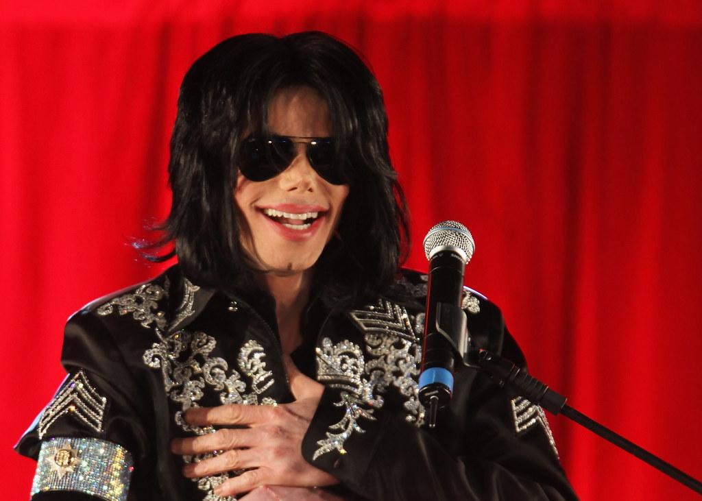 Фото Майкла Джексона в 2009 году