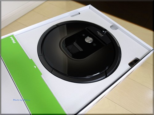 Photo:2016-02-21_T@ka.'s Life Log Book_3アイロボットモニター Roomba980開封の儀【モニター】_03 By:logtaka