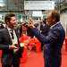 MAPIC ITALY 2016 - ATMOSPHERE - INSIDE - EXHIBITION AREA - NETWORKING