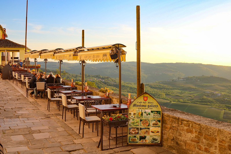 Istria countryside is the perfect getaway