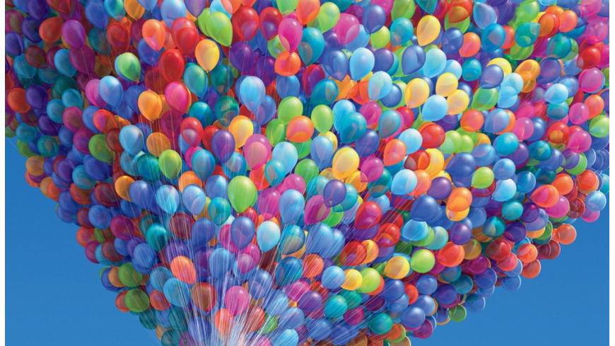 В Геленджике построят «Замок для принцессы» из 20 тысяч воздушных шаров