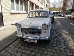 Antwerp Classic Car event 01-05-2016
