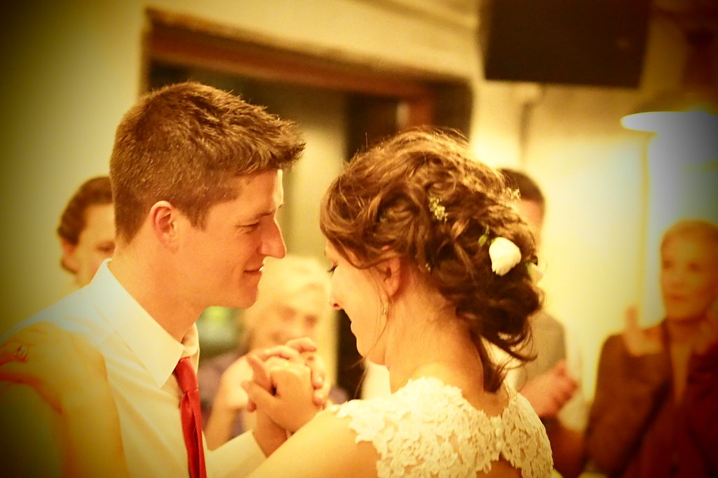 Toke og Maries bryllup