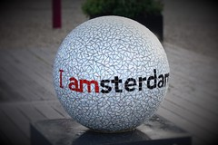 'I amsterdam' sphere