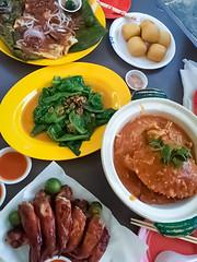 East Coast Lagoon Food Village, Food, Singapore