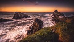 Peaks of the Sea