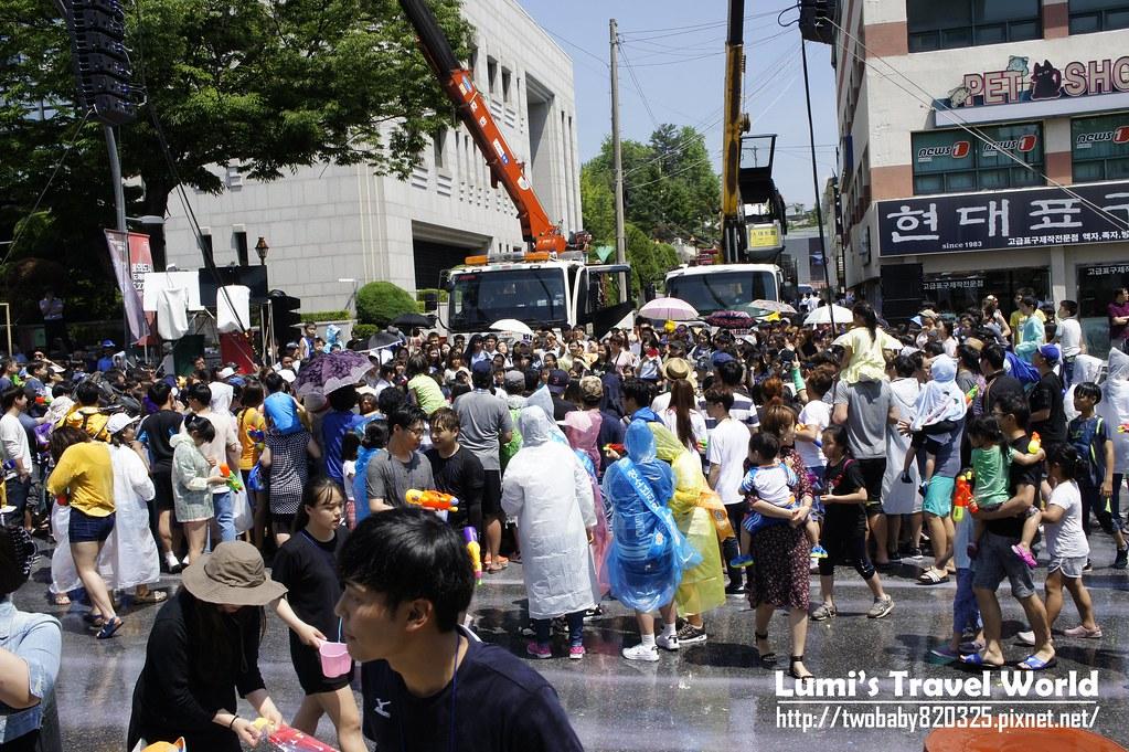 春川默劇節一日遊