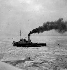 """Losbåten """"Mercur"""" (1942)"""