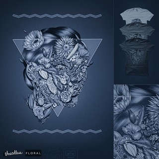 The Natural Beauty @ Threadless