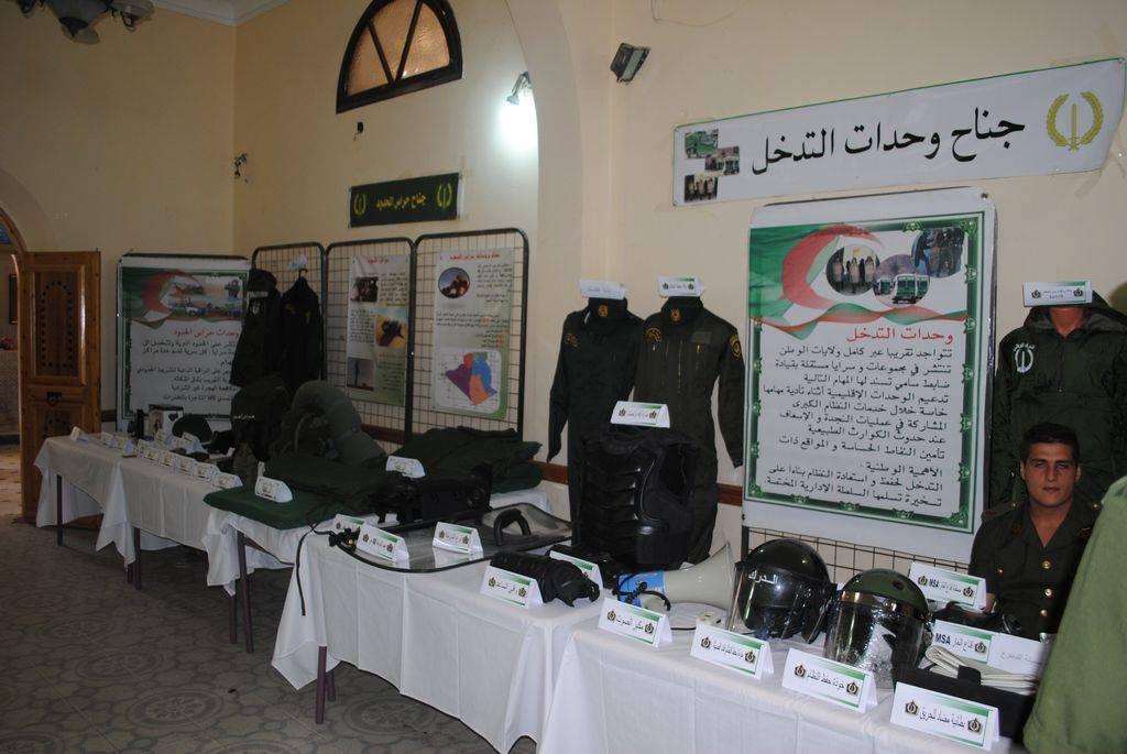 البذلات الجيش الوطني الشعبي الجزائري [ ANP / GN / DGSN / Douanes ]  - صفحة 4 27847910661_a19ba2a5df_o