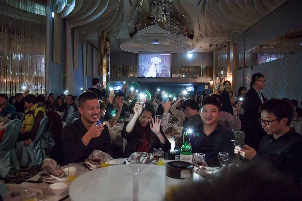 新竹晶宴會館婚禮紀錄