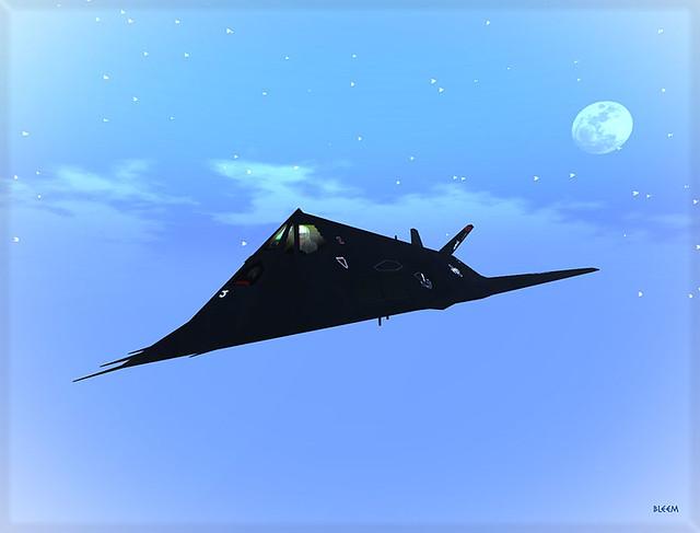F-117A Nighthawk II
