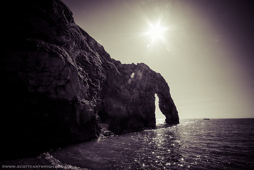 Durdle Door Arch