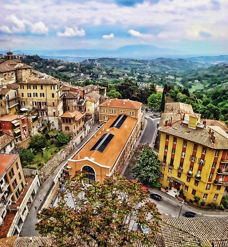 Perugia, the hidden treasure of Italy...