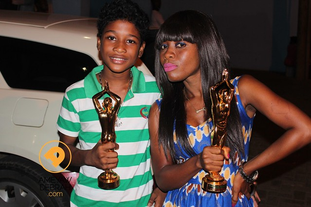 8728606173 f3c4da988e z Photos: Funny Face, Rahim Banda and other winners finally get their Ghana Movie Awards statuettes