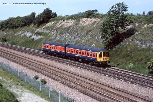 train diesel railway britishrail southyorkshire departmental dmu mexborough testtrain class103 wathroad rdb975089 laboratoryno5 rdb975090