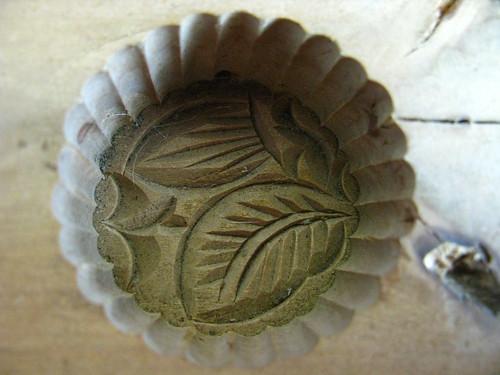 hong kong wood mooncake molds