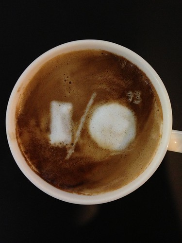 Today's latte, Google I/O 2013. | by yukop