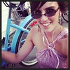#mmmay13 day 17. Sewholic Lonsdale + bike commute! :)