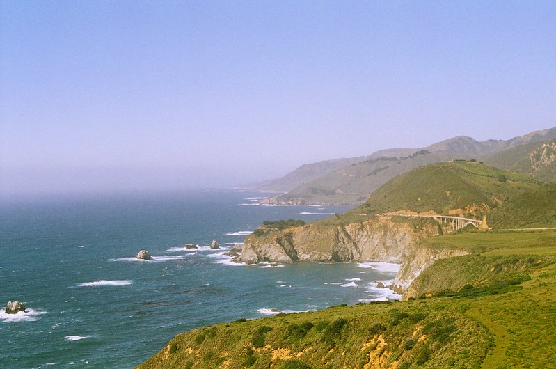 Around the Big Sur