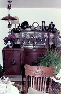 Colorado   -   Colorado Springs   -   Ft. Carson   -   Toni & Jack Haynes    -   Toni's Beautiful Antiques   -   March 1983