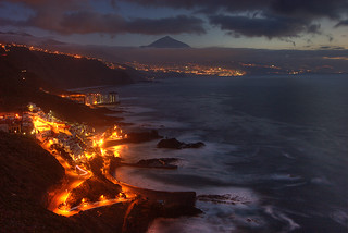 Tenerife Blue Hour