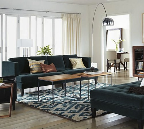 Genial Jewel Tone Sofas At Room U0026 Board