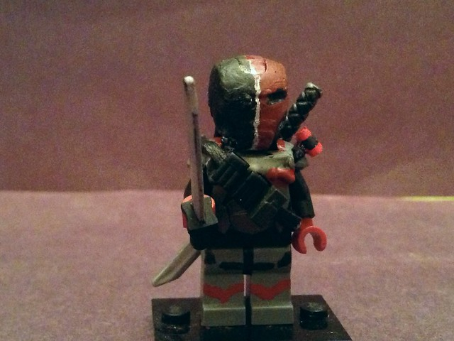 Lego Deathstroke Arkha...